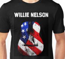 WILLIE NELSON WAHING 2 Unisex T-Shirt