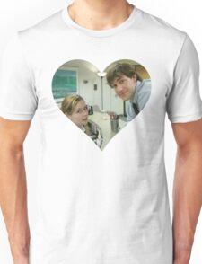 Jim and Pam Unisex T-Shirt