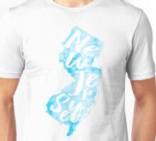 new jersey light blueeee Unisex T-Shirt