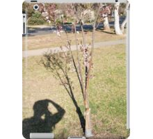 First Aid.Band Aid.Tree Aid. iPad Case/Skin