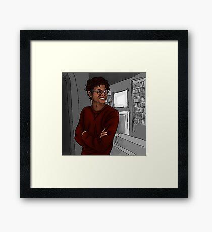 James Potter Framed Print