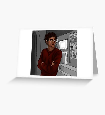 James Potter Greeting Card