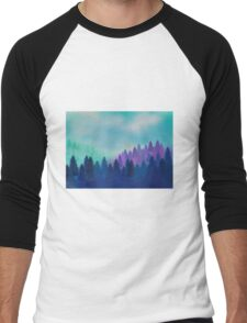 The Forest Men's Baseball ¾ T-Shirt