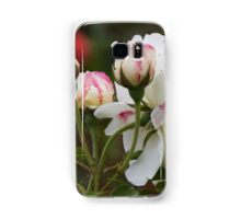 roses in the garden Samsung Galaxy Case/Skin