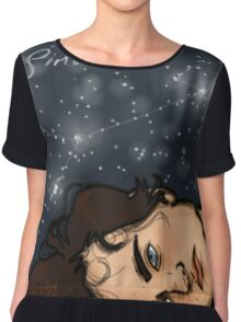 Sirius Black is a Star Chiffon Top