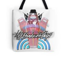 PROTECT BANDWIDTHBOYS Tote Bag