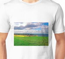 Clouds over St. Andrews by the Sea Unisex T-Shirt