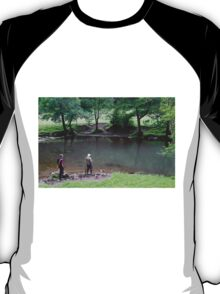 Fly Fishing at Upperdale T-Shirt