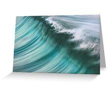 Ocean Art Greeting Card