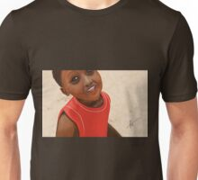 A Smile From and For The World Unisex T-Shirt