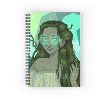 Modern Medusa  Spiral Notebook