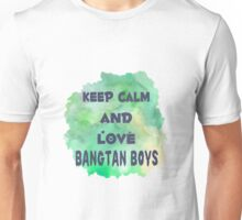 LOVE BTS Unisex T-Shirt