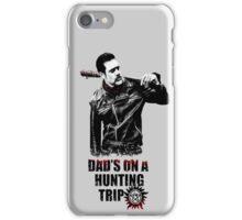 The Walking Dead - Negan/Supernatural iPhone Case/Skin
