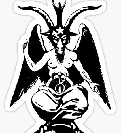 BAPHOMET 1.0 Sticker
