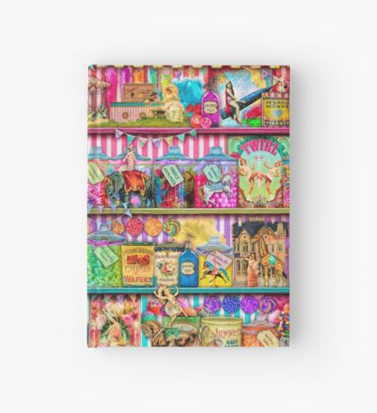 The Sweet Shoppe Hardcover Journal