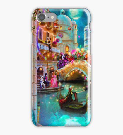 Carnival Moon iPhone Case/Skin