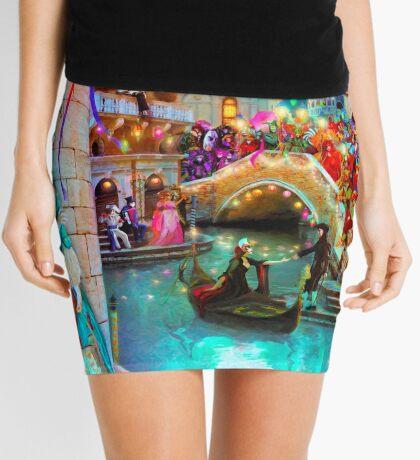 Carnival Moon Mini Skirt