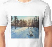 Freezing Forest Unisex T-Shirt