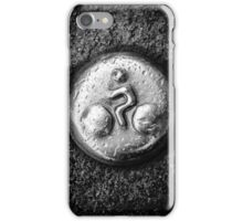 Carved bicycles  iPhone Case/Skin