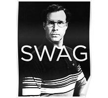 Will Ferrell Swagger - swag Poster
