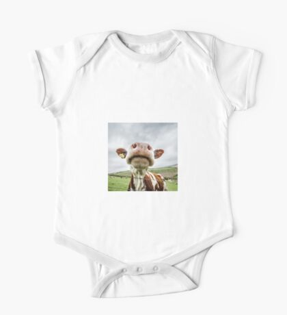 Silly Cow One Piece - Short Sleeve