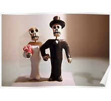Day of the Dead Wedding #2 Poster