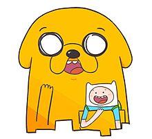 Adventure Time!!!! Photographic Print