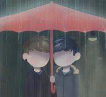 Rainy Day Sticker