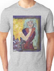 Reflecting on Nan Unisex T-Shirt