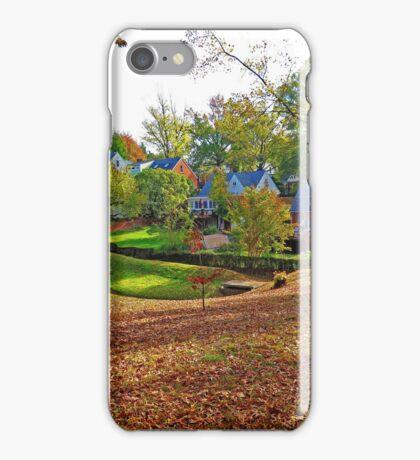 An American Suburb iPhone Case/Skin