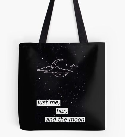 one direction x end of the day Tote Bag
