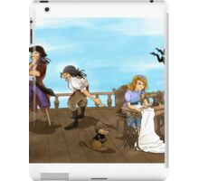 Tammy and the Pirates iPad Case/Skin