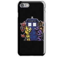 The Animatronics Have the Phone Box  iPhone Case/Skin