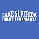 Lake Superior - Duluth Minnesota by cinn