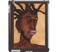Creepy Tree Man  iPad Case/Skin