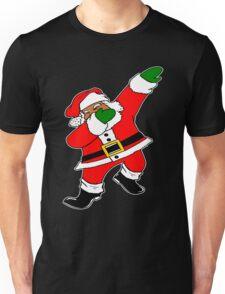 Dab Black Santa Unisex T-Shirt