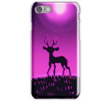Dusk Deer iPhone Case/Skin