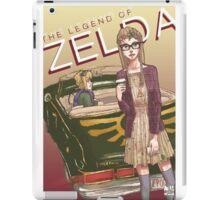Hipster Zelda - Legend of Zelda iPad Case/Skin