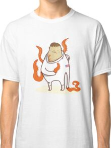 Astronaut - Alien takeover Classic T-Shirt