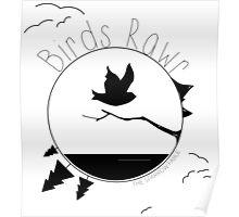 Birds Rawr - World Poster