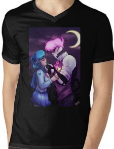 Mystery Skulls - Lewis and Vivi - When I'm With You Mens V-Neck T-Shirt
