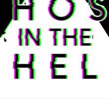 Ghost In The Shell Glitch Sticker