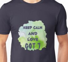 LOVE GOT 7 Unisex T-Shirt