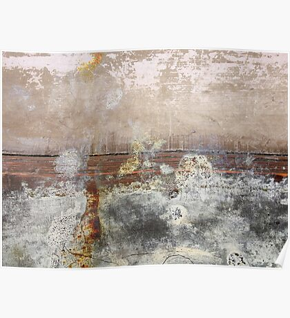 Concrete stains Poster
