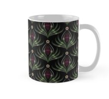 "Art deco ornament ""Night flower"" Mug"