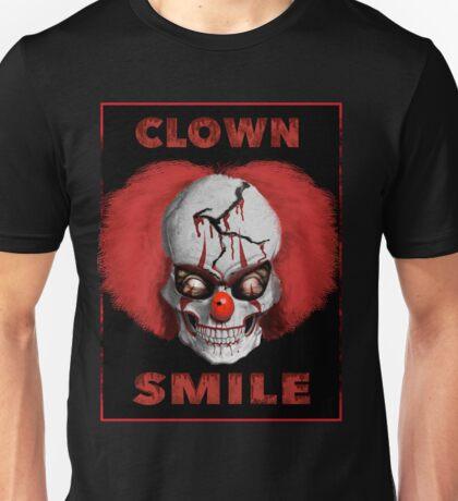 payaso ,sonrisa   Unisex T-Shirt