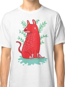 Big red Dog Classic T-Shirt