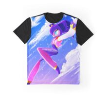 NiGHT sky (moon) Graphic T-Shirt