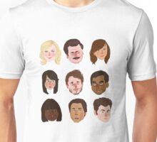 Parks & Rec Unisex T-Shirt