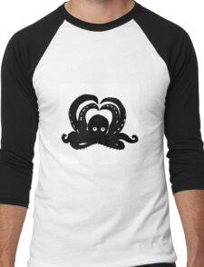 OctoLove Men's Baseball ¾ T-Shirt